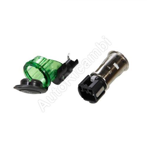 Lighter socket Fiat Doblo 2000-2016
