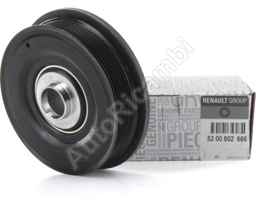 Crankshaft pulley Renault Master / Trafic 1998 - 2010 2,2 / 2,5 7PK