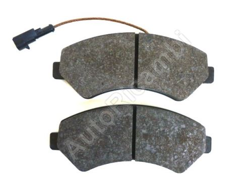 Brake pads Fiat Ducato 250 front Q17H