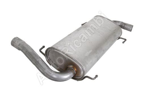 Exhaust silencer Fiat Ducato 2011/14- 2,0/2,3/3,0 JTD
