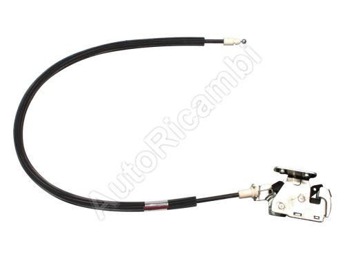 Rear door lock Fiat Ducato 250 - lower with wire strand