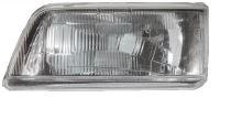 Sklo predného svetla Fiat Ducato 230 ľavé 96 - 02
