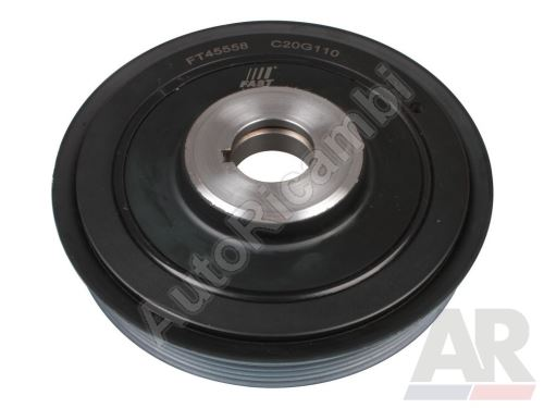 Engine Pulley Fiat Ducato 244 2,0JTD - for Drive Belt