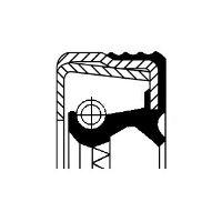 Gufero zadného náboja T. Daily 35-12, Cargo predný náboj 70x90x12 mm