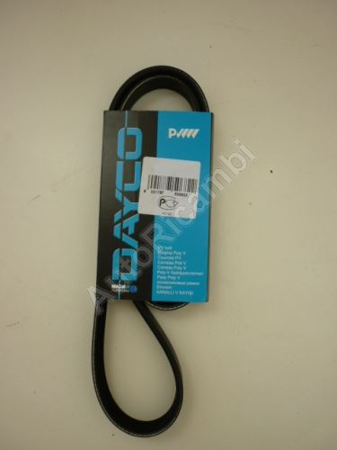 Drive Belt Fiat Ducato 2,2 motor P.U.M.A. without A/C