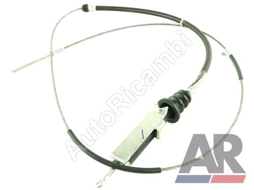 Hand brake cable Iveco Daily 00> front 65C15-17 4750 mm kit