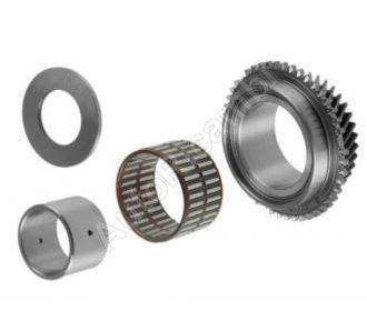 Transmission gear Fiat Ducato 2503,0 2014> 6th. gear 37T kit
