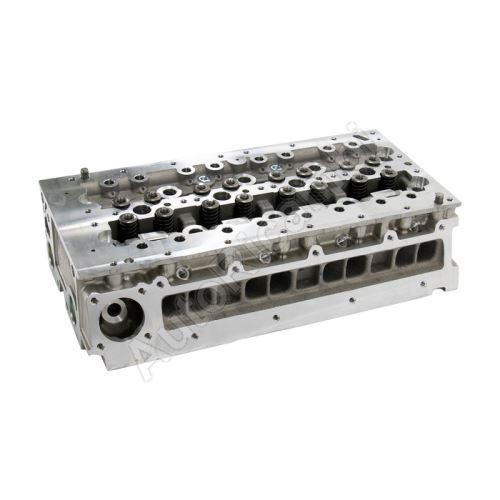 Hlava valcov Iveco Daily, Fiat Ducato 2,3 Euro 6- s ventilmi, od č. mot 2515300›