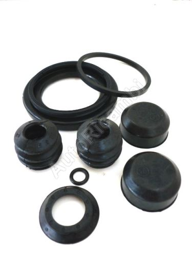 Brake caliper rubber bands Iveco Daily 35S, rear caliper - set
