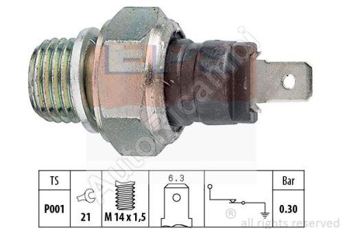 Iveco TurboDaily oil pressure sensor