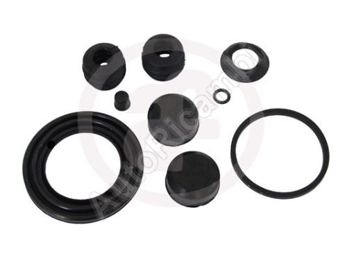 Brake caliper rubber bands Iveco Daily 35S, rear caliper - set