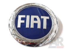 Znak prednej masky Fiat Ducato 250 modrý 120mm