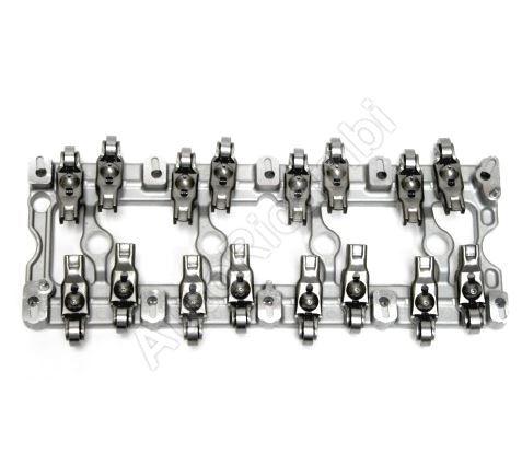 Držiak vahadiel s váhadlami ventilov Peugeot Boxer 2,2 EURO4