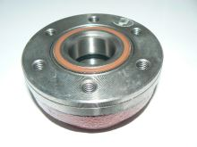 Wheel bearing Iveco Daily 2000 35/50C, front, complete hub without ABS