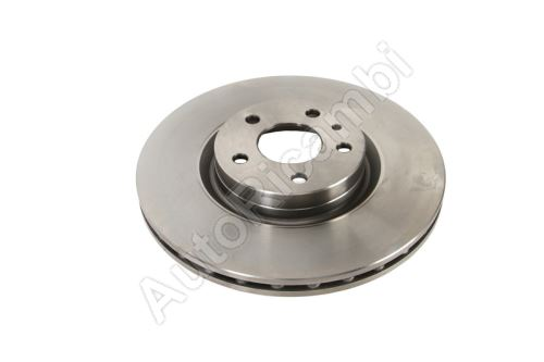 Brake disc Fiat Doblo 2010 front - 284 mm