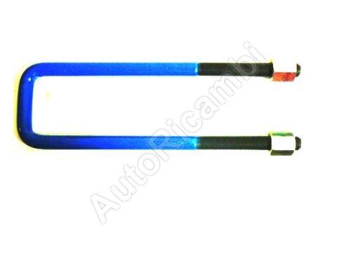 Strmeň pera Iveco EuroCargo 70x330x18