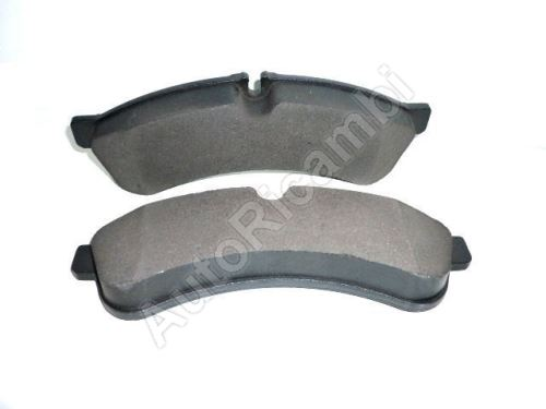 Brake pads Iveco Daily 2006> 65C rear