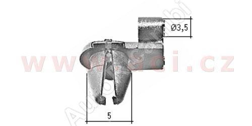 Plastic clip (10pcs)