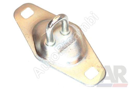 Rear door lock stopper Fiat Fiorino 2007> lower
