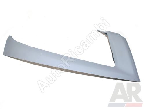 Headlight trim Fiat Doblo 2005-10, for paint, right