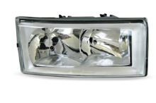 Headlight Iveco Daily 2000 left without motor