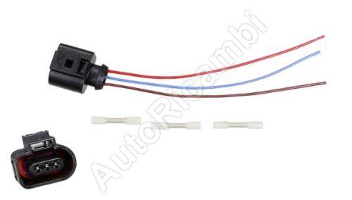 Konektor ventilu turbodúchadlo Fiat Ducato 250/2011 2,3/3,0 180hp