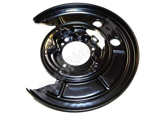 Brake disc cover Fiat Ducato 250/2014> rear left
