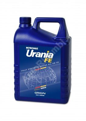 Motorový olej Urania FE 5W30 5l *cena za balenie*
