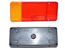 Zadné svetlo Iveco Daily 2000 Truck - valník ľavé