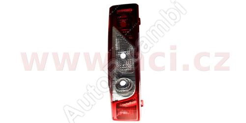 Rear lamp Fiat Scudo 07> left, without socket