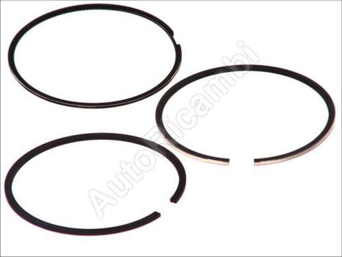 Piston rings Iveco Daily, Fiat Ducato 2,3 STD