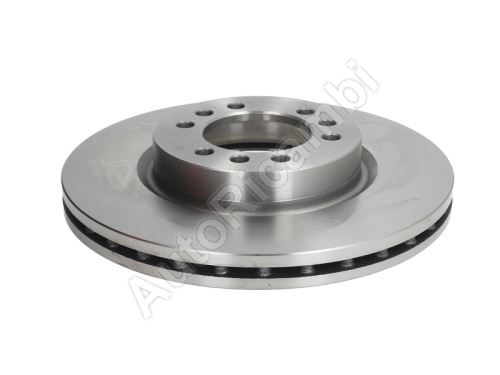 Brake disc Iveco Daily 2000 65C front