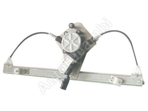 Window lifter mechanism Fiat Doblo 2000-10 electric, right