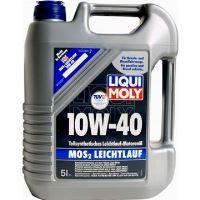 Liqui Moly 1091 motorový 10W-40 s MoS2 Leichtlauf 5l