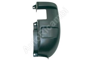 Bumper corner Iveco Daily 2000 rear right black