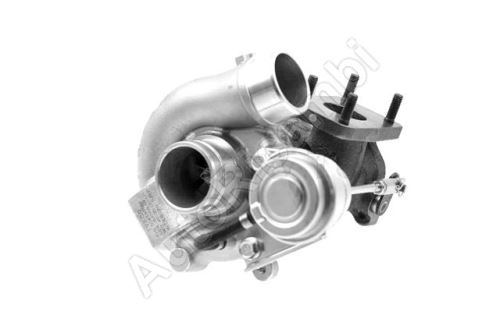 Turbodúchadlo Fiat Ducato 250 2,3 Euro4/5  KW93, KW81,