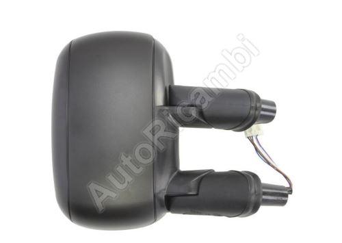 Mirror Fiat Doblo 2000-10 right, electric, black, heated