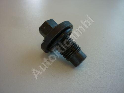 Oil sump plug Fiat Ducato 250 2,2