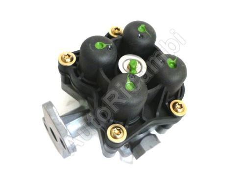 Four-Circuit valve Iveco EuroCargo Tector