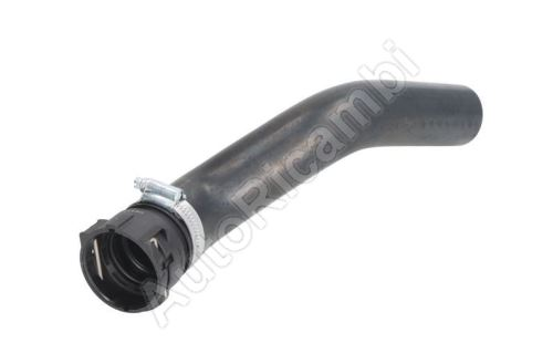 Water radiator hose Iveco Daily 2011> 14> 3,0l Euro5 top, left