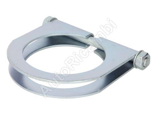 Exhaust clamp Iveco EuroCargo Tector d=83mm