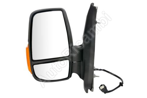 Spätné zrkadlo Ford Transit od 2013 ľavé krátke, elektrické, vyhrievané, 6-PIN, 16W