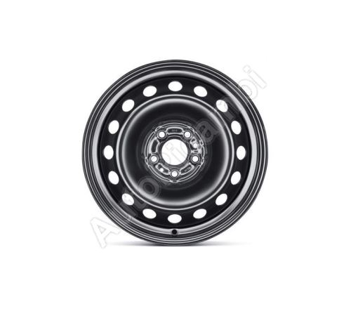Wheel disc Fiat Doblo 2010> metal 6Jx15 ""