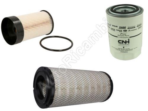 Sada filtrov na motor Iveco Daily 2006-2011 3,0 Euro 4 bez peľového filtra