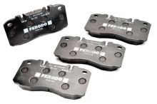 Brake pads Iveco EuroCargo 75E, Daily 2006> 65C front