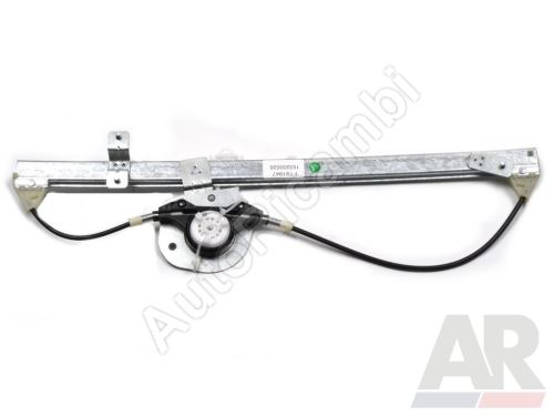 Window wiper mechanism Fiat Ducato 06> / 14> front, right, electrically without motor