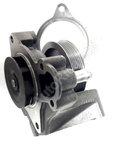 Water pump Fiat Ducato 250 3,0 with gasket, metal blades