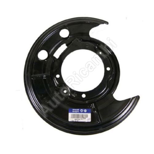 Brake disc cover Fiat Ducato 244 right
