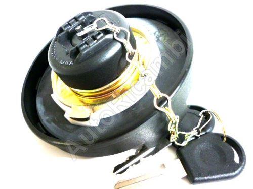 Uzáver nádrže Iveco EuroCargo, Stralis 80mm + 2 klúče