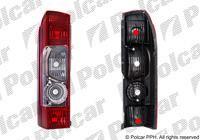 Zadné svetlo Fiat Ducato 250 06-14 pravé bez objímky